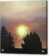 Sky-scape 4 Acrylic Print