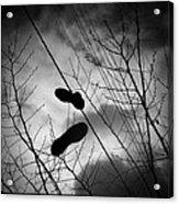 Sky Walker Acrylic Print