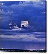Sky Window Acrylic Print