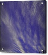 Sky Winds Acrylic Print