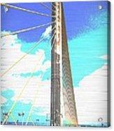 Skybridge Acrylic Print
