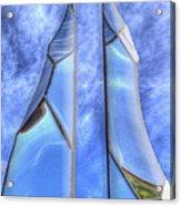 Skycicle Acrylic Print