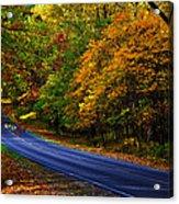 Skyline Drive 2 Acrylic Print