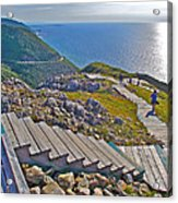 Skyline Trail In Cape Breton Highlands Np-ns Acrylic Print