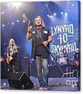 Skynyrd-group-7309 Acrylic Print