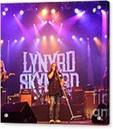 Skynyrd-group-7820 Acrylic Print
