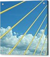 Skyway To The Clouds Acrylic Print