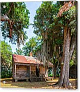 Slave Quarters 2 Acrylic Print by Steve Harrington