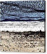Sleeping Bear Beach Acrylic Print