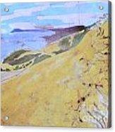 Sleeping Bear Dunes Acrylic Print