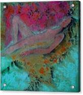 Sleeping Beauty II Acrylic Print