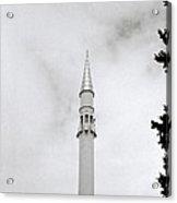 Slender Minaret Acrylic Print