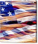 Slipping Away - D001883-a Acrylic Print