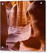 Slot Canyon 3 Acrylic Print