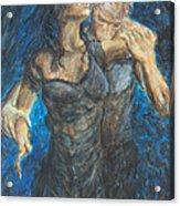 Slow Dancing 1 Acrylic Print