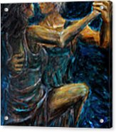 Slow Dancing II Acrylic Print
