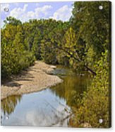 Small River 1 Acrylic Print