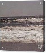 Small Waves Acrylic Print