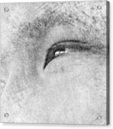 Smiling Eyes Acrylic Print