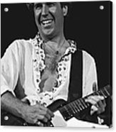 Smiling Sammy In Oakland 12-31-77 Acrylic Print