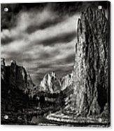 Smith Rock State Park 1 Acrylic Print