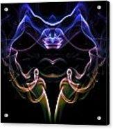 Smoke Devil Acrylic Print