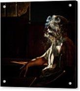 Smoked In Havana, Cuba Acrylic Print
