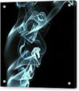 Smokey 8 Acrylic Print