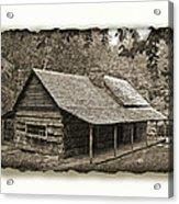 Smokey Mountains Nat Park 43 Acrylic Print