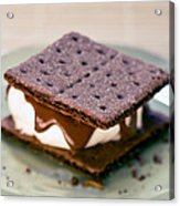 National S'mores Day Acrylic Print