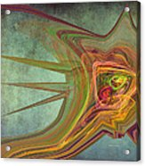 Snail In The 30th Century Acrylic Print