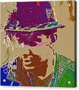 Snake Eyes Acrylic Print