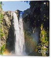 Snoqualime Falls Acrylic Print
