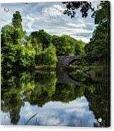 Snowdonia Summer On The River Acrylic Print