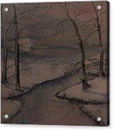 Snowed In  Acrylic Print