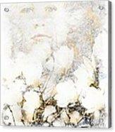 Snowfairy Acrylic Print
