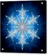 Snowflake - 2012 - A Acrylic Print
