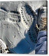 Snowshoecomp 2009 Acrylic Print