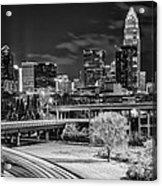 Snowy South Acrylic Print by Brian Young