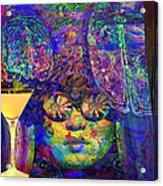 Studio 54 Tribute New York Acrylic Print