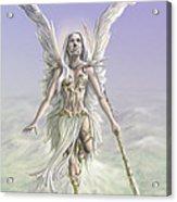 Soaring Angel Acrylic Print
