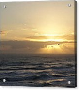 Soaring Sunrise Acrylic Print