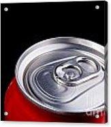 Soda Can Acrylic Print