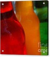 Soda Pop 3 Acrylic Print