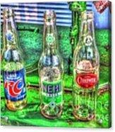 Soda Pop Acrylic Print