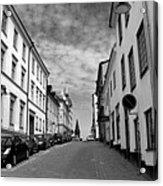 Sodermalm Sweden Acrylic Print