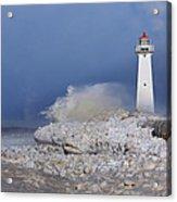 Sodus Bay Lighthouse Acrylic Print