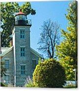 Sodus Pt Light House Acrylic Print