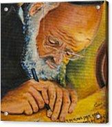 Sofer Stam Acrylic Print
