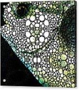 Sofishticated - Fish Art By Sharon Cummings Acrylic Print